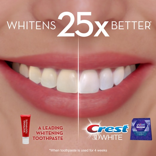 Best Coupon Of Crest 3d White Professional Effects Teeth Whitening